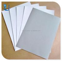 Quality Manufacturer Coated Triplex Board/Duplex Board White Back