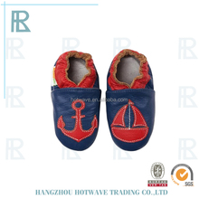 Cotton newborn Soft rubber sole import baby shoes china