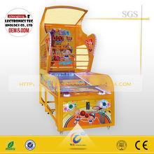 the gun basketball shooting machine, basketball simulation game for sale