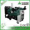 water cooled silent type/open type genset