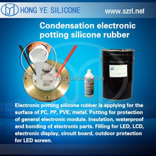 Waterproof addition cure silicone rubber for electronic equipment HY 9055
