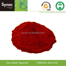 red 4130 for coloring decorative concrete mix