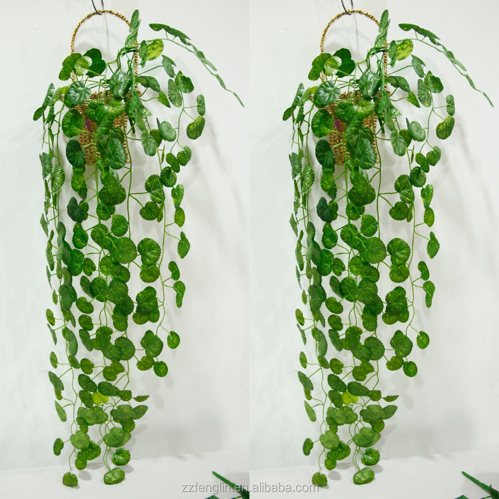 Hot Sale Wall Hanging Plant Vine Cheap Begonia Leaves