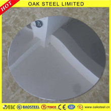 Best Price mirror 8k circle polished pattern stainless steel circles with low price