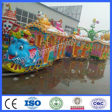 amusement business buy track train ride activity game for children