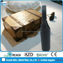 High end PU leather wine box wood maker