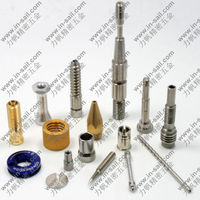 Multi-spindle machining parts