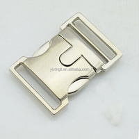 china wholesale factory price metal side release buckle