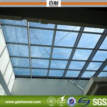vendita calda in policarbonato trasparente lucernario tubolare nel guangdong