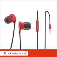 Hot sell nature stereo sound high quality earphone for children