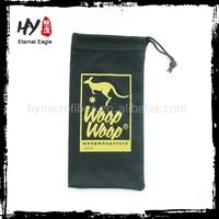 Hot selling bag microfiber, sunglasses pouch and microfiber bags, sunglass pouch custom