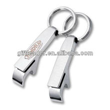 Daily Use Aluminum Beverage Bottle Opener Keyring