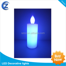 South America market 2w e12 led candle light for exhibition hall
