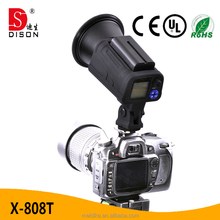 Dison/Yidoblo X-808t Universal DSLR Camera Flash with LED and Flash tube inside
