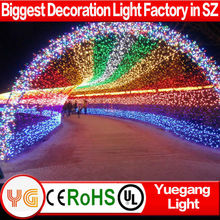 CE ROHS approved color changing low voltage waterproof IP44-65 outdoor christmas street light decoration outdoor laser light