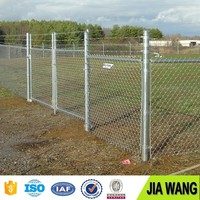 China manufacturer cheap diamond mesh fence wire fencing( ISO9001)