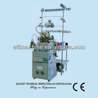 WLT-6F828 full terry commercial sock knitting machine manufacturer