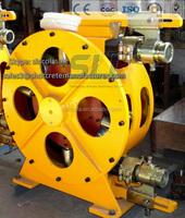 Zhengzhou No Pollution Rotary Peristaltic Dosing Hose Pump
