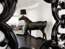 Home Lighting Modern Horse Floor Lighting&Lamp (DF1127)