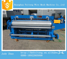 Stainless Steel Wire Mesh Automatic Welding Equipment(0.8-3.0mm)