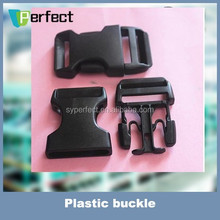 Black plastic buckle plastic safety buckle