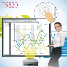 Touch screen price of interactive electronic teaching whiteboard