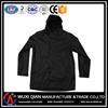 Comfortable polyester fabric man raincoat