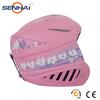pink color ski skating bike helmet price