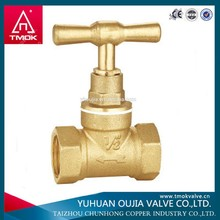 equal percent flow control globe valve made in YUHUAN OUJIA