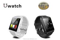 Shenzhen Factory U8 Smart Watch, 1.44 Inch HD Screen Smartwatch For Android IOS Phone, Bluetooth Smart Watch U8