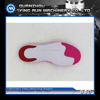Professional & stylish manufacture EVA injection sole mold for women