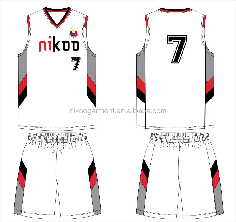 custom basketball jersey design template | PT. Sadya Balawan