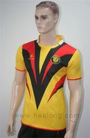 Healong 3D Sublimation Transfer Plus Size Retro Rugby League Shirts