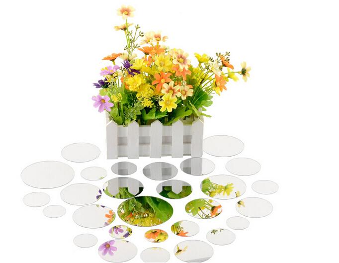 Pour flexible adh sif toile sticker feuille d cor diy for Papier miroir autocollant