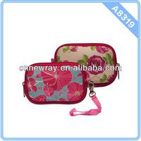 Neoprene Case Bag Pouch For Digital Camera Cell Phone Digital Camera Bag