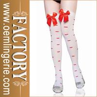 fancy school girls sexy silk stocking