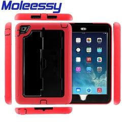 Dustproof hard back case for ipad mini 2