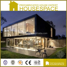 Light Steel Structual Modern Small Turn Key Prefab House