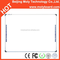 """Quality first, service most 82"""" MolyBoard interactive whiteboard standard sizes/electromagnetic whiteboard"""