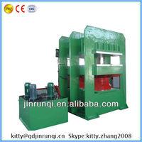 Rubber floor mat heat press machine for vulcanized 1200*1200 250t