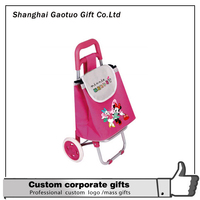2015 new design trolley bag for kids