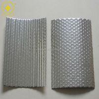 Aluminum Foil + Bubble Sheet + Bubble Sheet + Aluminum Foil