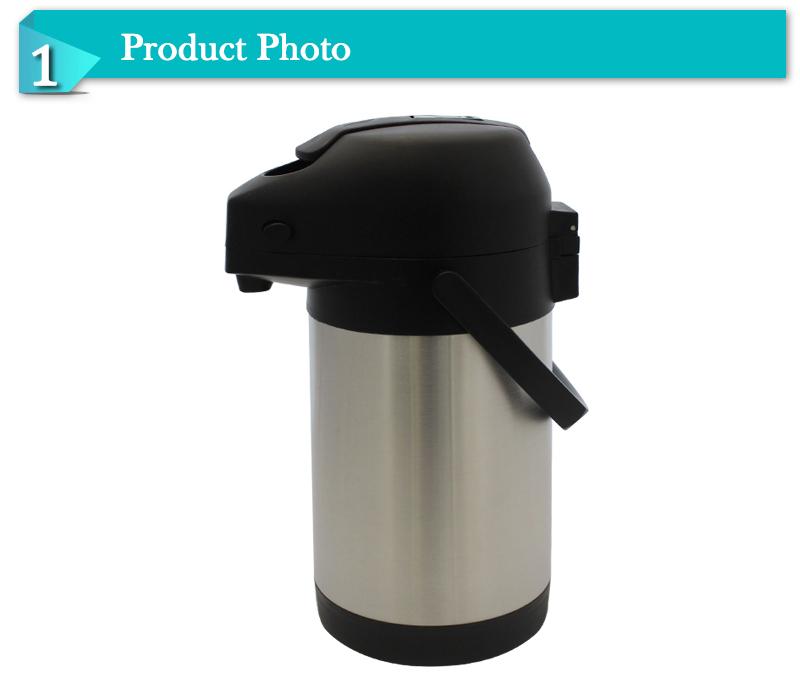 2 5l termo agua termos para agua caliente termos - Termo 10 litros ...