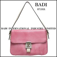 bali custom leather bag