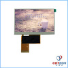 China display lcd screen manuffacturer provide 4.3 inch tft lcd module