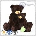 La costumbre de peluche de juguete, china de la felpa animales de juguete, de los animales osos de peluche