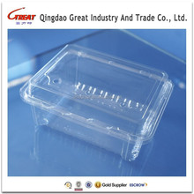 Food Use and Plastic Material Take Away Clear Fruit Box