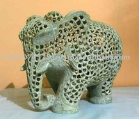 soapstone animal figure