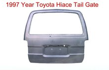 Body Parts Rear Gate For Toyota Hiace 1997