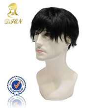 2015 Wholesale Price Remy Human Virgin Brazilian Hair Wigs,Natural Human Hair Wigs For Men